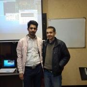 ورکشاپ میکس و مسترینگ علی رامی