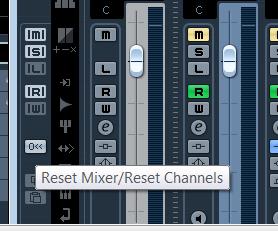reset mixer