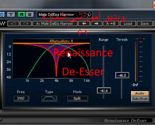 Renaissance De-Esser