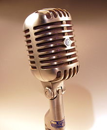 Shure Brothers microphone